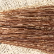 Flaxen Sorrel Tail Hair