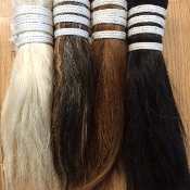 "Mane Hair- Soft & Fine- 10-15""- 1/2 Pound Bundle"